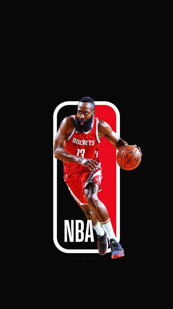 cheap for discount c9038 62e88 NBA Logoman Series on Behance