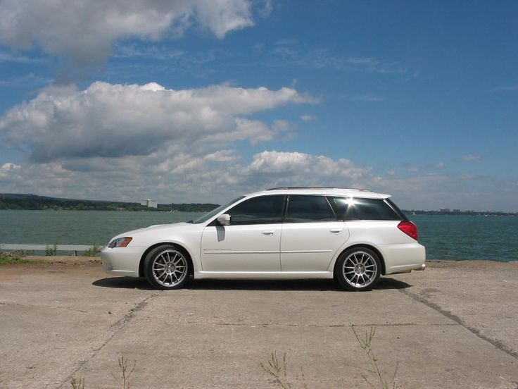 Subaru Legacy Gt Wagon