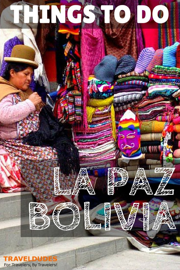 Top 3 Things To Do in La Paz, Bolivia | There is no question that La Paz, Bolivia is one of the most scenic cities in the entire world. You can find out about the dancing zebras as well.