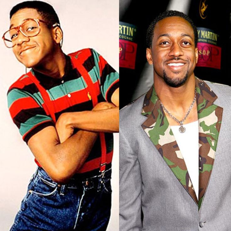 jaleel white then and now - photo #16