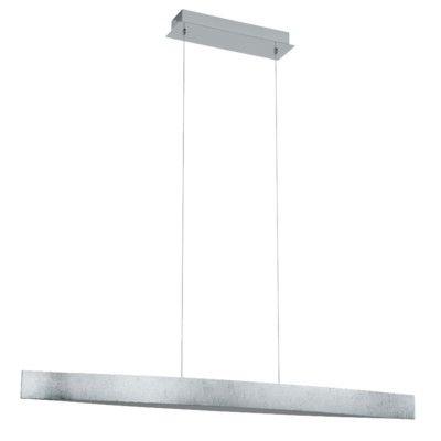 Fornes LED Riippuvalaisin 4x6W  hopea