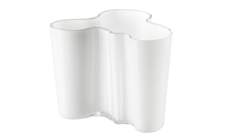 iittala Aalto vase. I know, it's really Finnish...