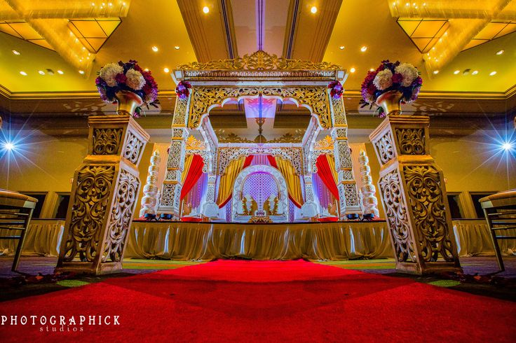 Indian Wedding, Photographick Studios, Mandap, Wedding Decor, Wedding Mandap, Hindu Wedding