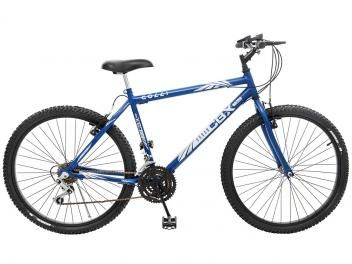 Bicicleta Colli Bike CBX 750 Mountain Bike Aro 26 - 18 Marchas Freio V-brake