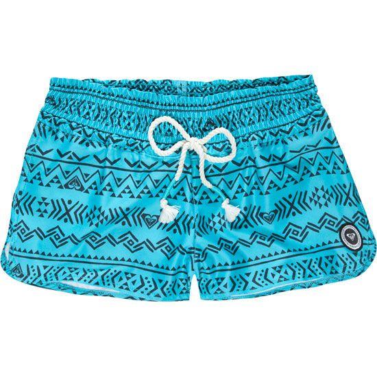 ROXY Free Fall Womens Boardshorts 189935241   swimwear shorts