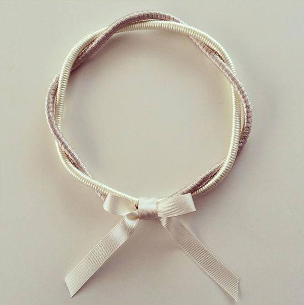 Silk wedding wreaths by Anna Lambert - Love4Wed