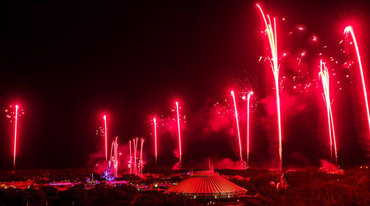 In honor of this weekend's Independence Day holiday (good luck to everyone braving the crowds at Walt Disney World!), this post offers a how to guide for p