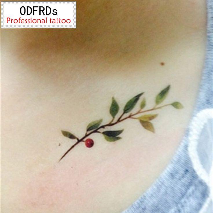 Afbeeldingsresultaat voor olijftak tattoo