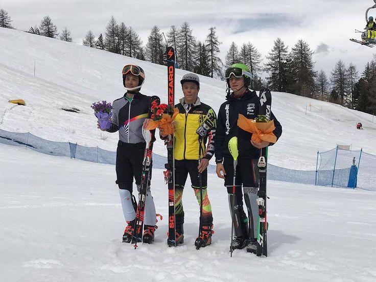 SuperG Allievi dei Campionati Italiani, Elisa Pilar Lucchini ancora a segno