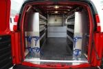 Van Shelving and Interiors | Ladder Rack for Vans Biggest online store for commercial van shelving, van ladder racks, commercial van interiors, cargo rack and more for the Transit, Sprinter and ProMaster