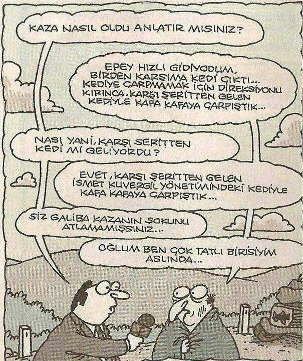 Kaza soku... #komik #karikatur #enkomikkarikaturler #comics #funny