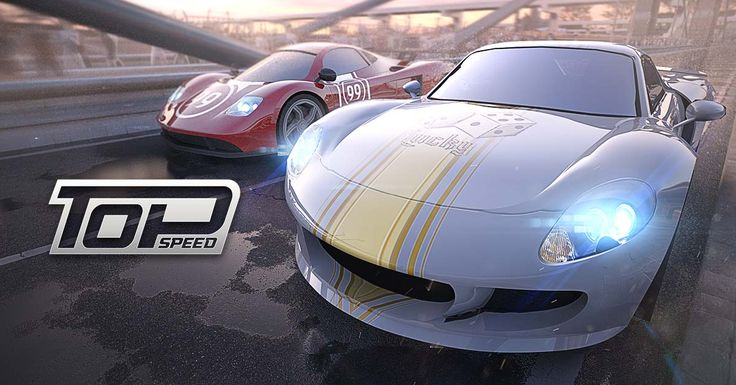 Become a racing legend! Download Top Speed here: bit.ly/1D7MSPZ