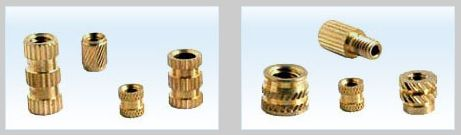 #BrassPlasticMouldingInserts  We are offering plastic moulding inserts used in automobile and allied industries for plastic moulding made from brass as per customers requirement. We offer Brass inserts plastic moulding in different size.