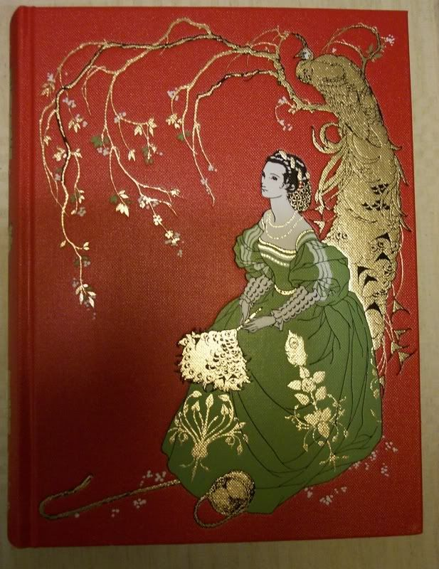 The Red Fairy Book by Andrew Lang, Folio Society Edition 2008 Niroot Puttapipat  illustrator