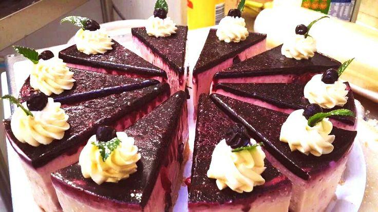 #blueberry cheesecake