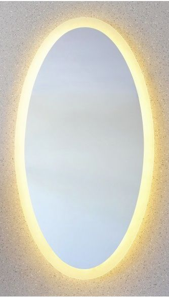 Innovative  Design Modern Bathroom Mirrors Chrome Wall Mirror Australia Gallery