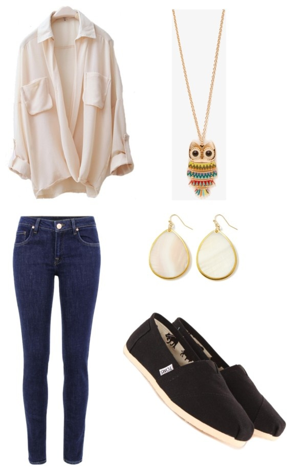 """""""Wednesday Outfit 7"""" by floral-fashion ❤ liked on Polyvore"""