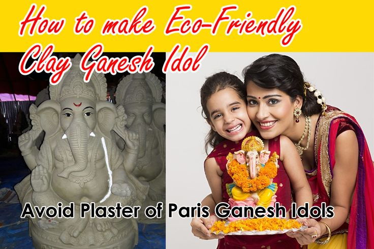 Ganesh Chaturdhi is one of the greatest celebrated festivals of India. The tradition of dipping the Lord Ganesh Idol, after a certain period of worship is coming from many years. However, the use of Plaster Of Paris (POP) in making the idols is posing a severe threat to the water bodies.
