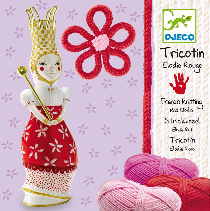 Djeco French Knitting