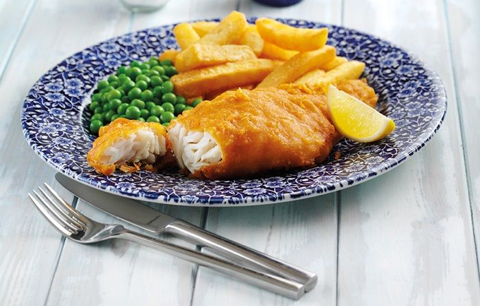 Fish Friday, Nations biggest Fish & Chip Shop - J D Wetherspoon