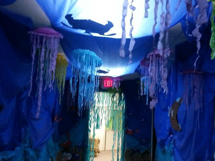 18 Best Images About Vbs 2016 On Pinterest Ocean Room
