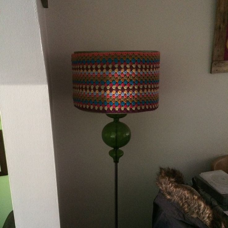 New lampshade cover