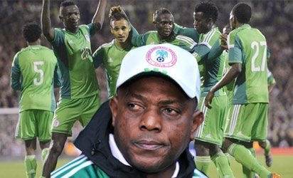 Keshi names squad to face Ghana