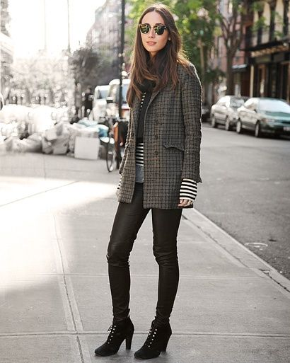 What to Wear with Leggings: 10 Stylish Ideas | StyleCaster