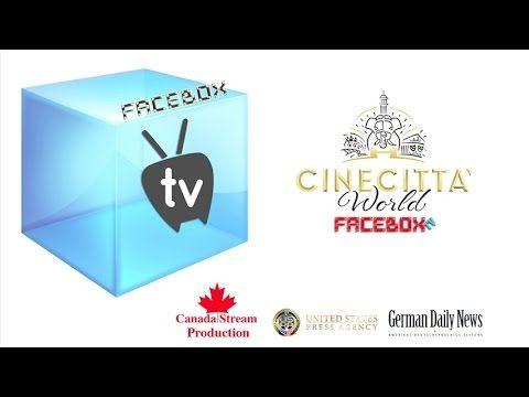 FACEBOX TV CINECITTA' WORLD
