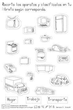 dibujos productos tecnologico y no tecnologicos para colorear - Buscar con Google