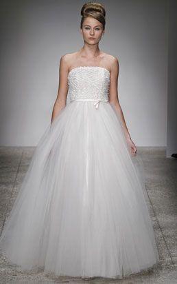 Meghan, Amsale Bridal, Wedding Dress