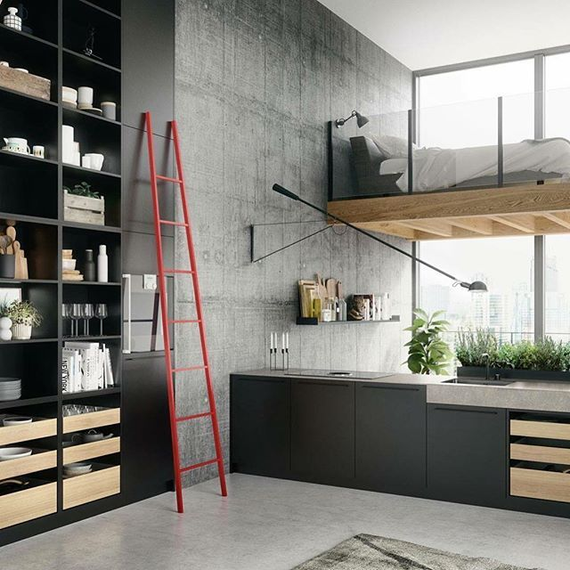 Siematic Urban U2013 Smooth Kitchen Design With Edge And Sophistication