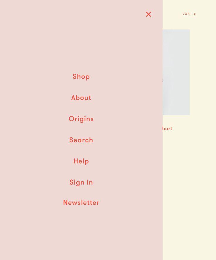 Cienne web design BEAUTIFUL