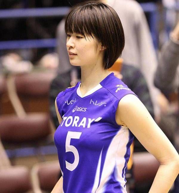 【画像あり】木村沙織って胸にバレーボール入れてんの? : VIPPER速報