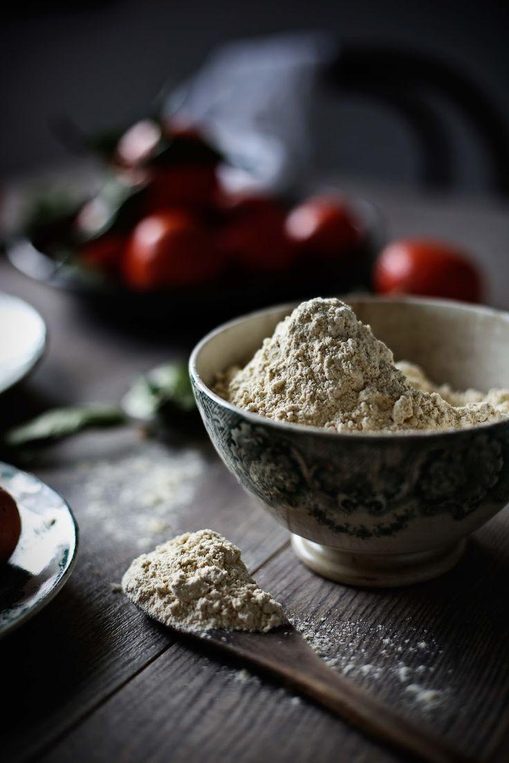 Cickpea flour - Pratos e Travessas | Food, photography and stories
