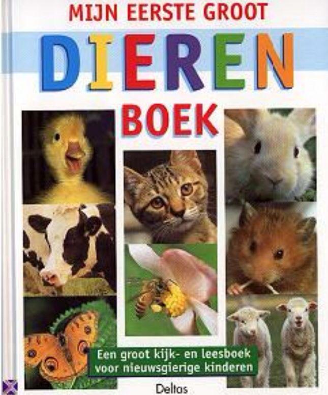 Eerste dierenboek