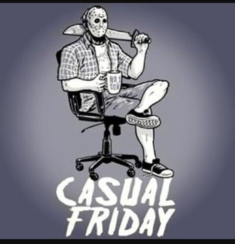 Jason just chilling | Happy friday the 13th, Friday the ...