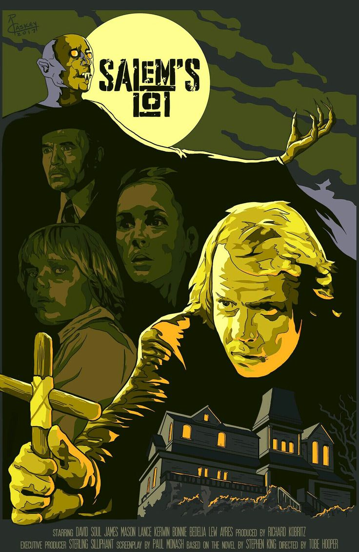 SALEMS LOT | Filmer | Pinterest Ryan Gosling Notebook