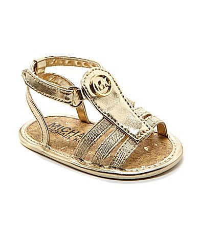 MICHAEL Michael Kors Baby Joy Reena Crib Shoes #Dillards
