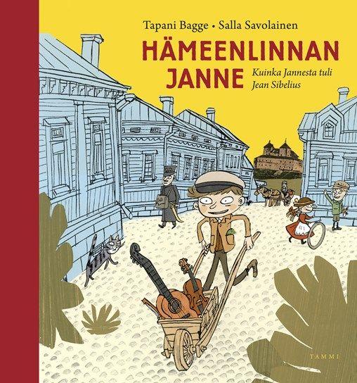 Kuinka Jannesta tuli Jean Sibelius? Nuoriherra Sibelius ja mielikuvituksen voima. #Hämeenlinna #HämeenlinnanJanne #Sibelius