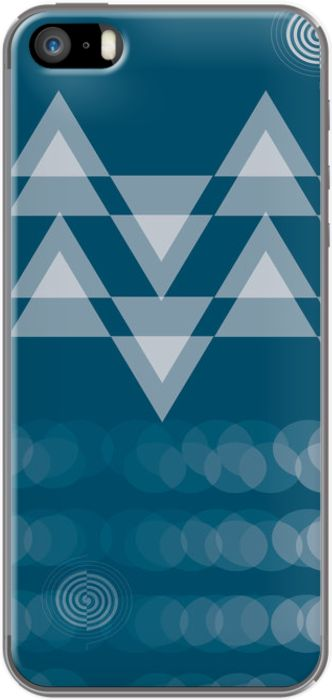 Mountain Lake By Scar Design for iPhone 5/5s