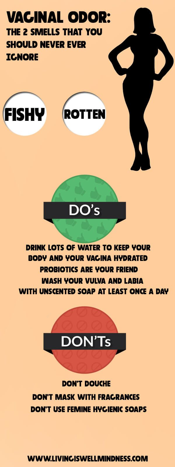 how to keep your vagina smelling good