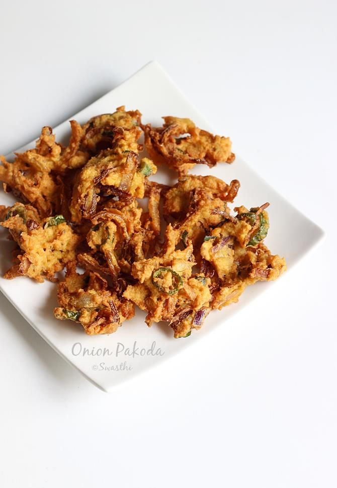 Pakora vegenaise recipes