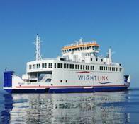 Isle of Wight Car Ferry