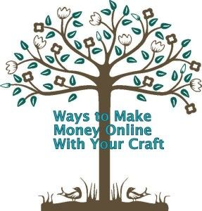 Do you make crafts to sell?  Crafters: Selling your craft online {how to get started}