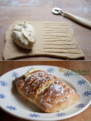 Kuchařka ze Svatojánu: TVAROHOVÉ TAŠTIČKY