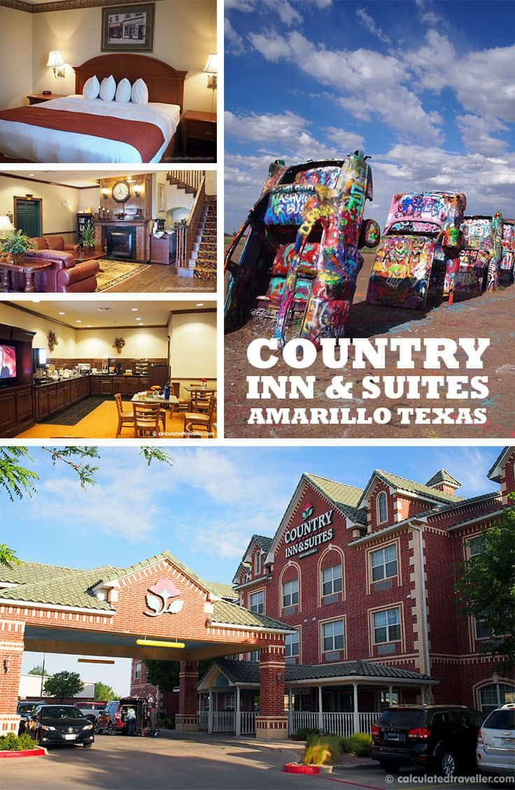 Review The Country Inn Suites By Radisson Amarillo Texas Usa