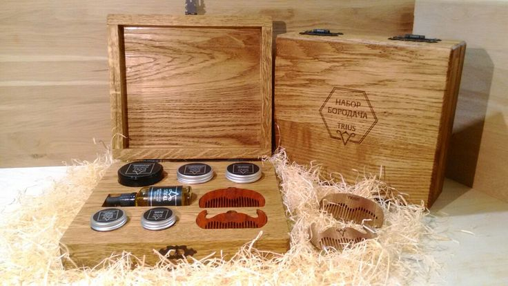 """$185, Big Beard Kit, 2 combs of wood """"Paduk"""",in the form of a mustache and comb, oil for the care of the beards """"Siberian forest"""",moustache wax for strong hold """"Rum"""",after shave cream,lip balm,сream for hands and face. From Russia, specially for men. #beardcomb #comb #beardstyle #beard #beards #bearded #beardedmen #menstyle #noshave #girlswholovebeards #mensstyle #gentlemen #beardsofinstagram #beardlife #mustache #moscow"""