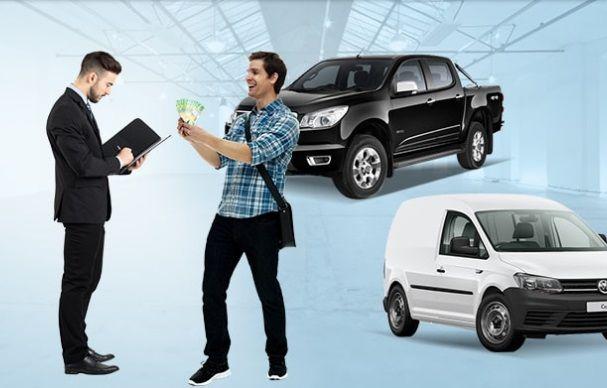 Instant Cash Against UTE or Van in Sydney - Call Cash Fast Loans Now
