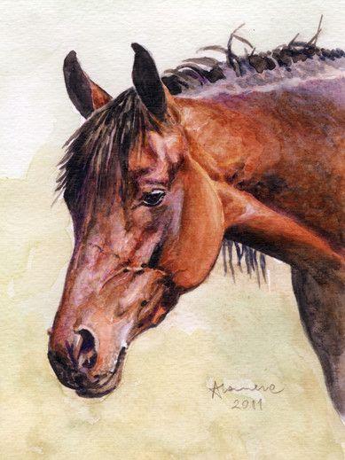 Andrzej Hamera (Poland) 'Głowa konia 2'
